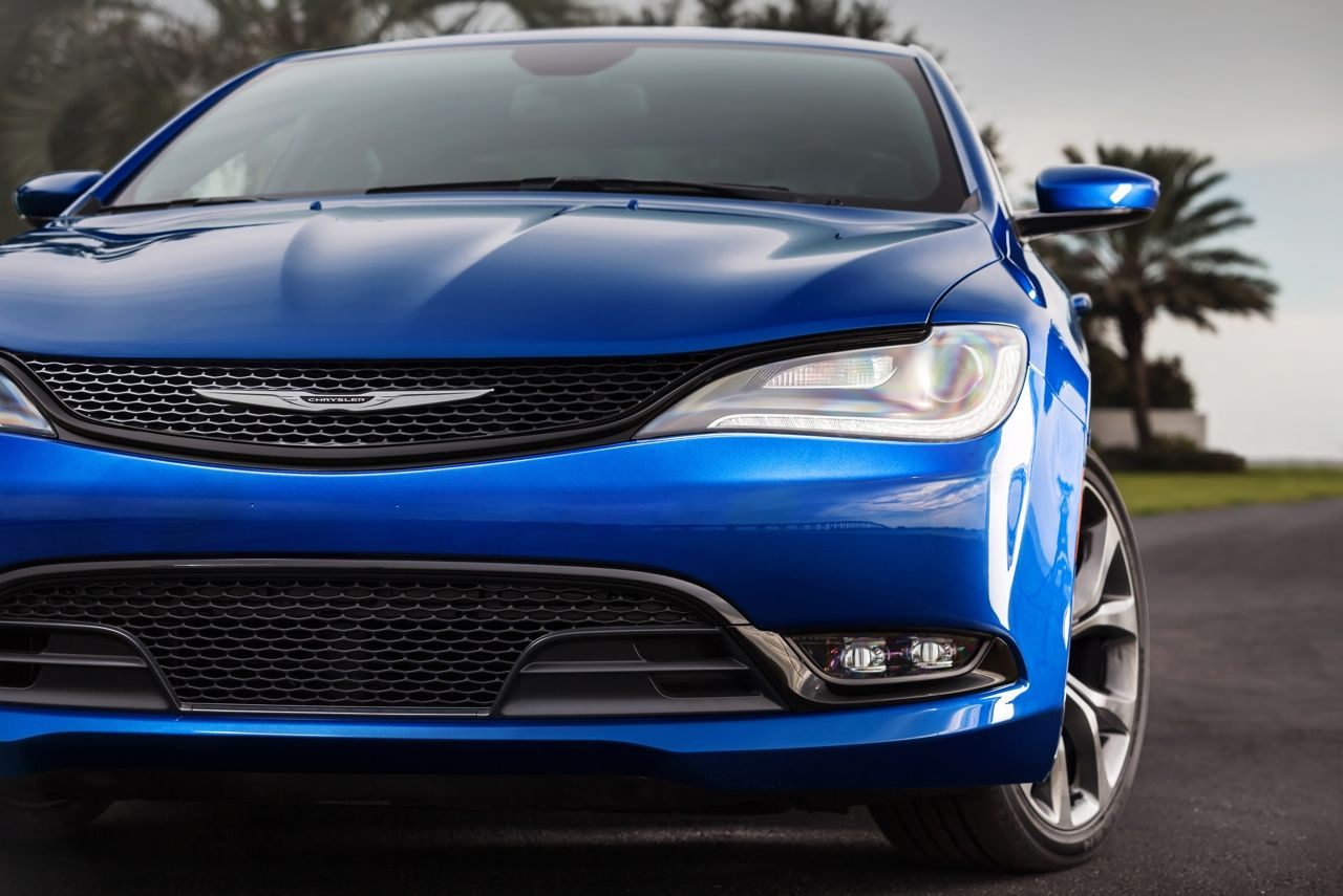 2016 Chrysler 200 Changes 2016 Chrysler 200 Concept 2016