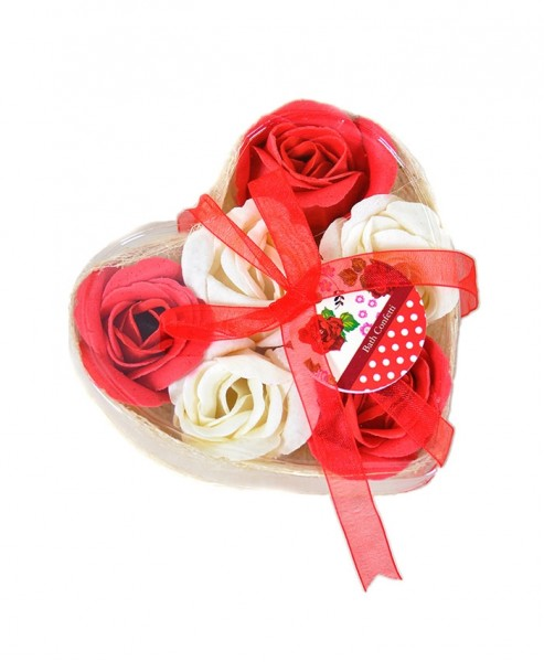 Cute Flower ROSEN Vintage Haarspange Rockabilly