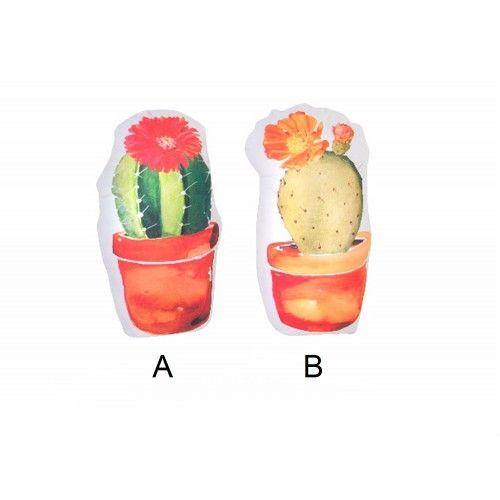 Sujeta puertas de tela/arena - Modelo cactus