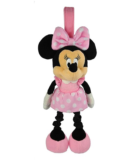 Minnie Mouse Hanging Developmental Toy