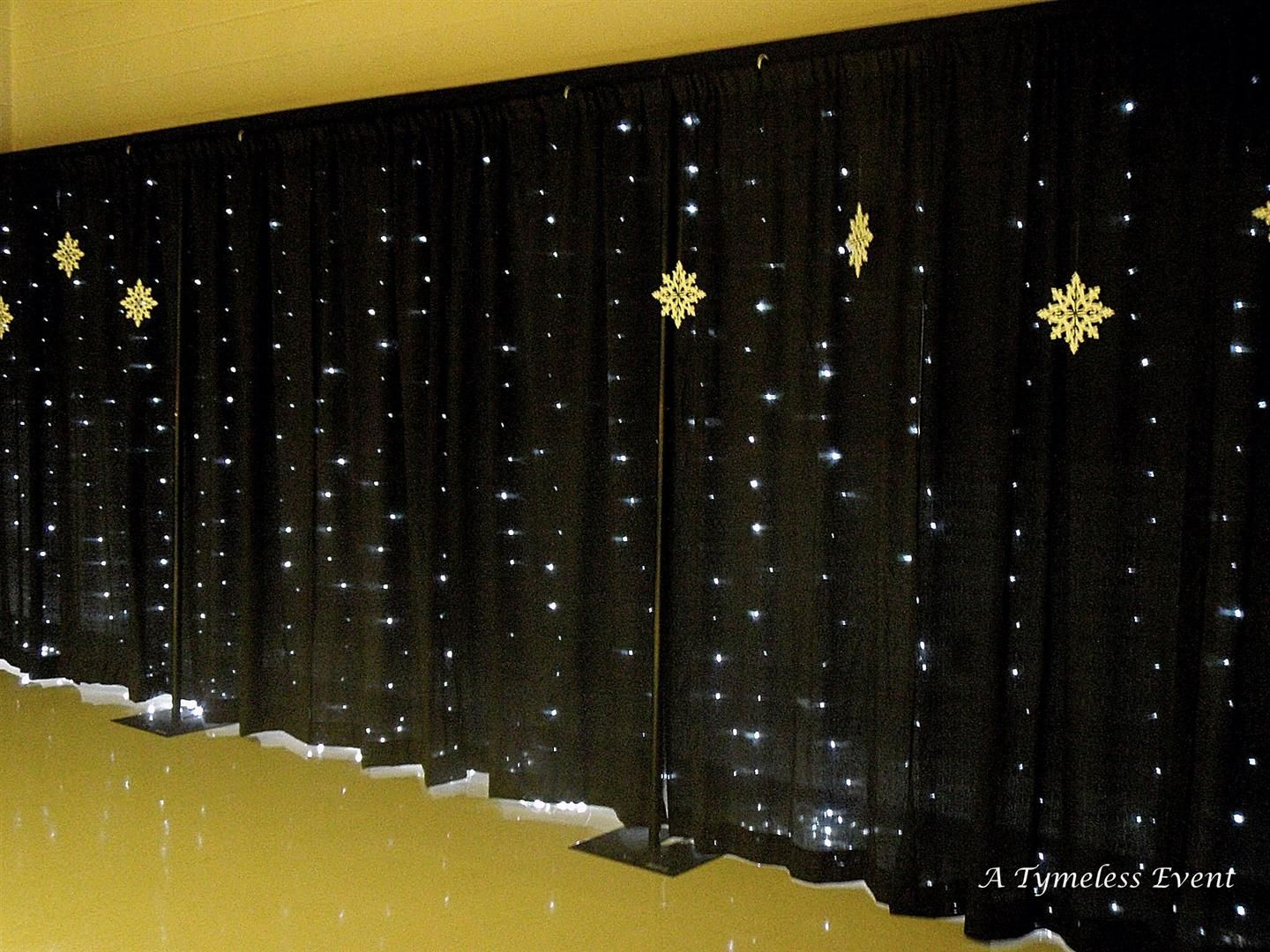Curtain lights love this archive wedding ideas pinterest