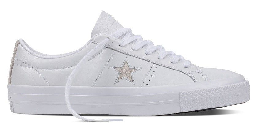 Converse Lunarlon Insole For Sale Converse Cons One Star Leather Leather Upper Suede Star Logo