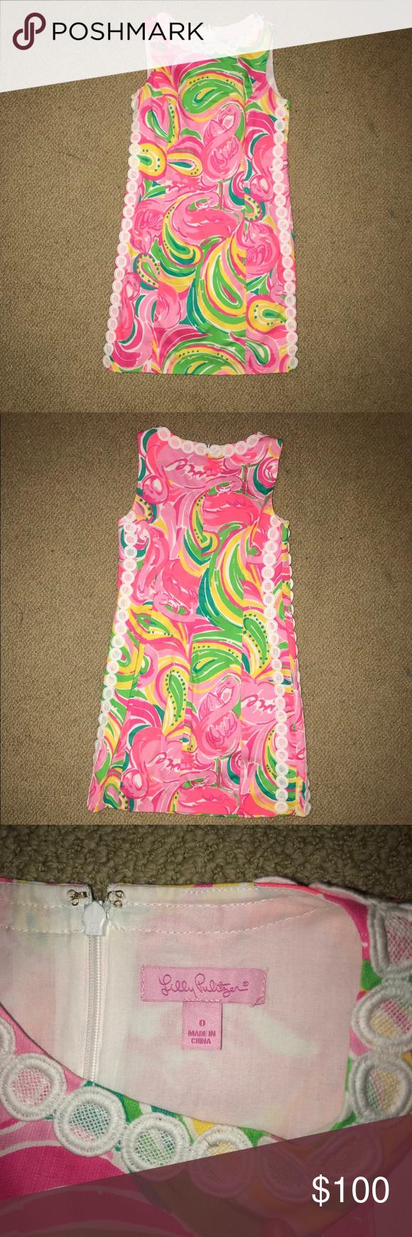 Lily pulitzer shift dress in my posh picks pinterest