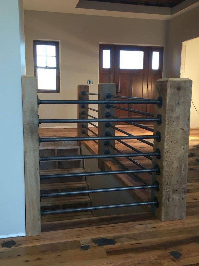 45 Inspiring Second Floor Deck Design Ideas Stair Railing Design   Second Floor Stairs Design   Tree Trunk   Elegant   3Rd Floor   Creative   Tight Space