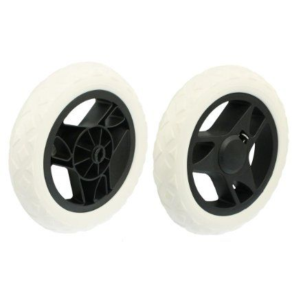wheels for tables. 2 pieces black white hot wheel design shopping
