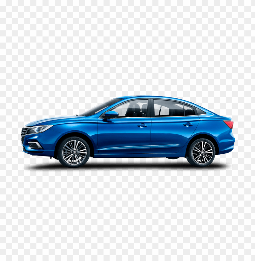 Mg5 Blue Car Png Image With Transparent Background Png Free Png Images Blue Car Car Png