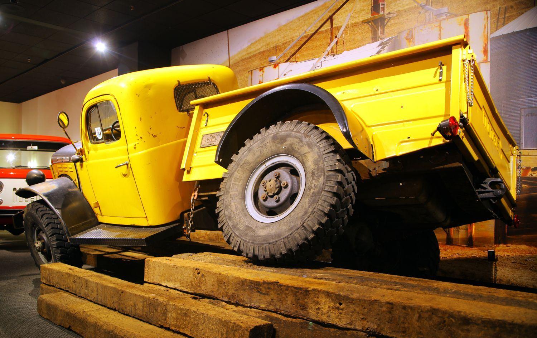 Dodge M37 Swivel Frame