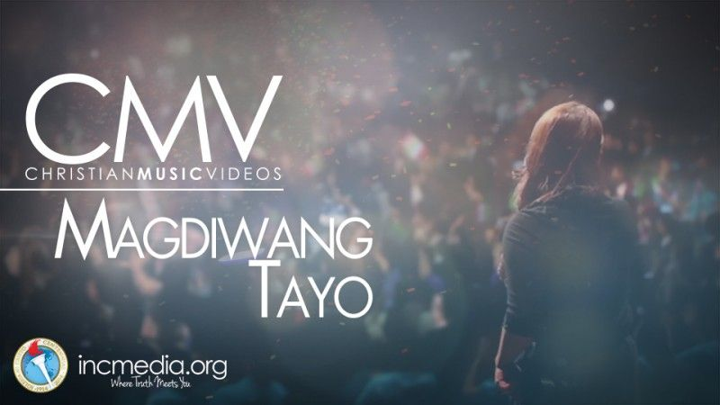 Magdiwangtayo iglesia ni cristo media christian music video iglesia ni cristo media christian music video magdiwang tayo performed by children of zion lyrics by donnald sion music by jay ar sion produced by stopboris Choice Image