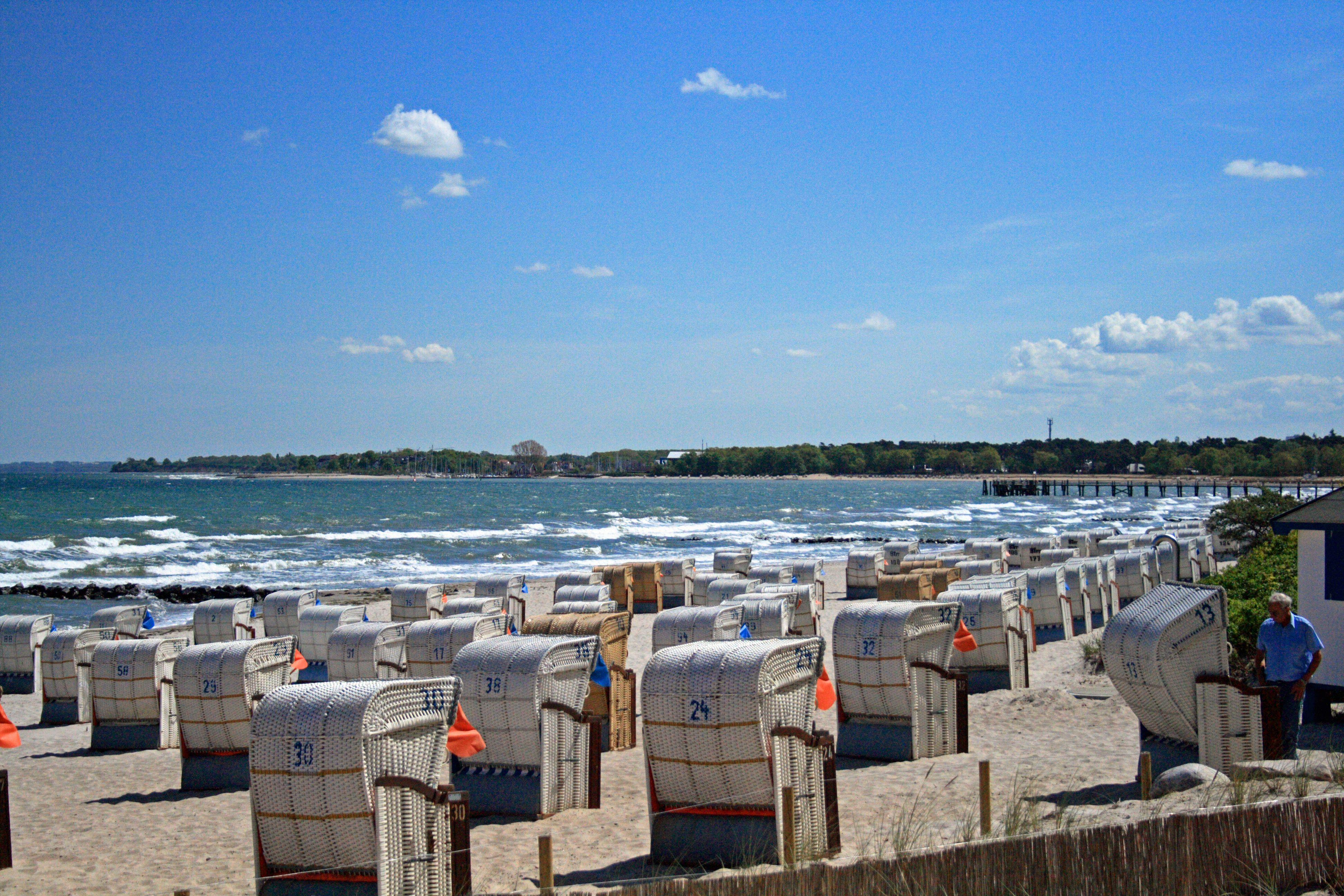 Timmendorfer Strand | Timmendorfer strand, Strandkorb, Strand
