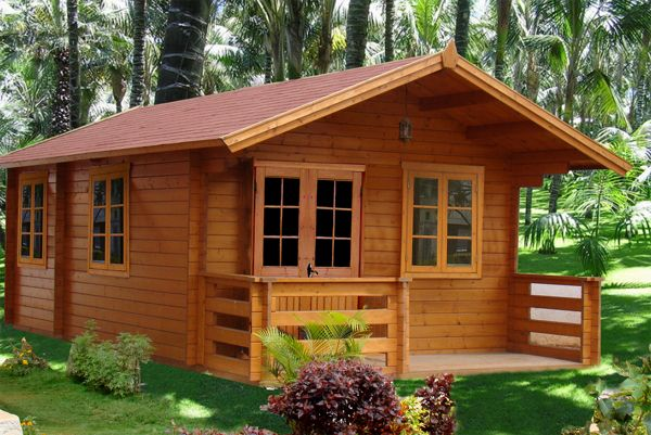 Why people are thinking about owning wooden houses in for Small house design made of wood