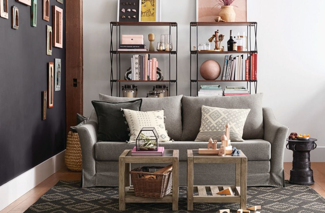 Big News For Small Spaces Pottery Barn S New Collection Small