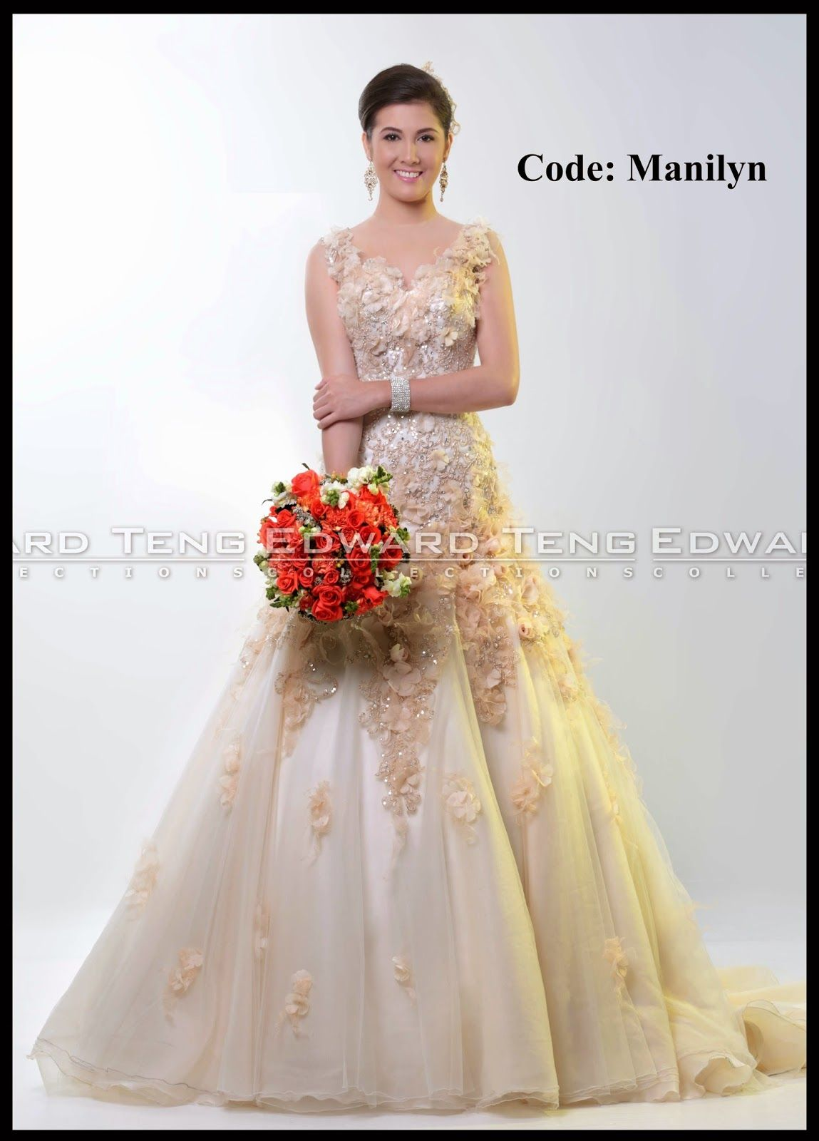 bridal gowns philippines