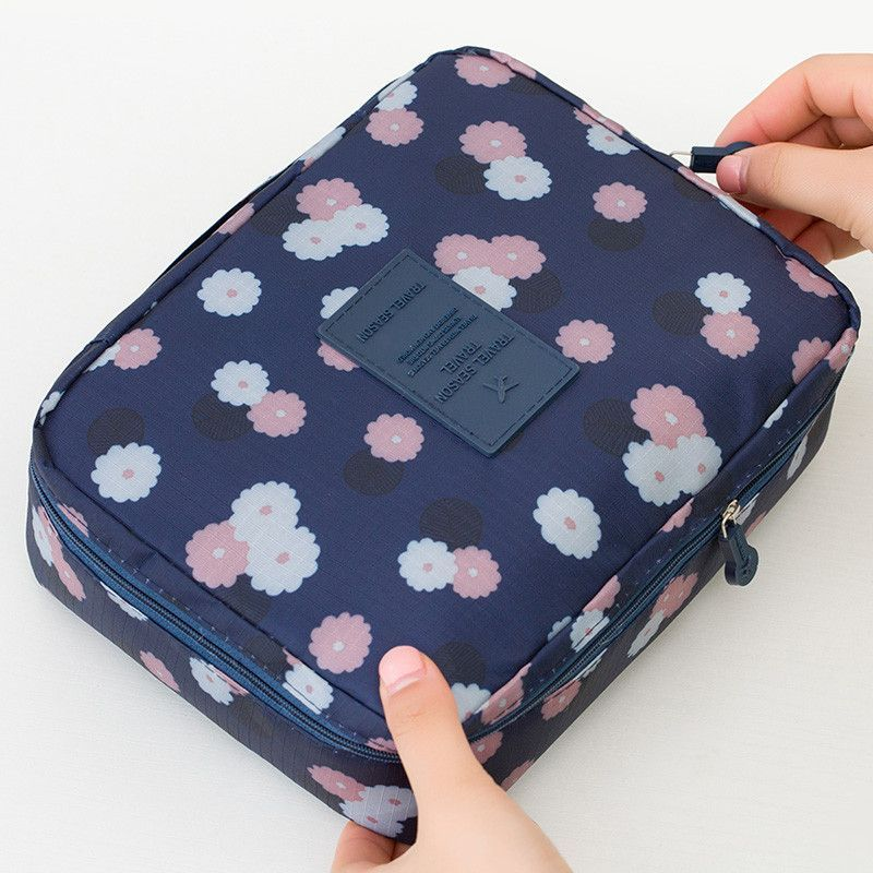 Neceser Zipper new Man Women Makeup bag Cosmetic bag beauty Case Make Up  Organizer Toiletry bag kits Storage Travel Wash pouch 994eee2417