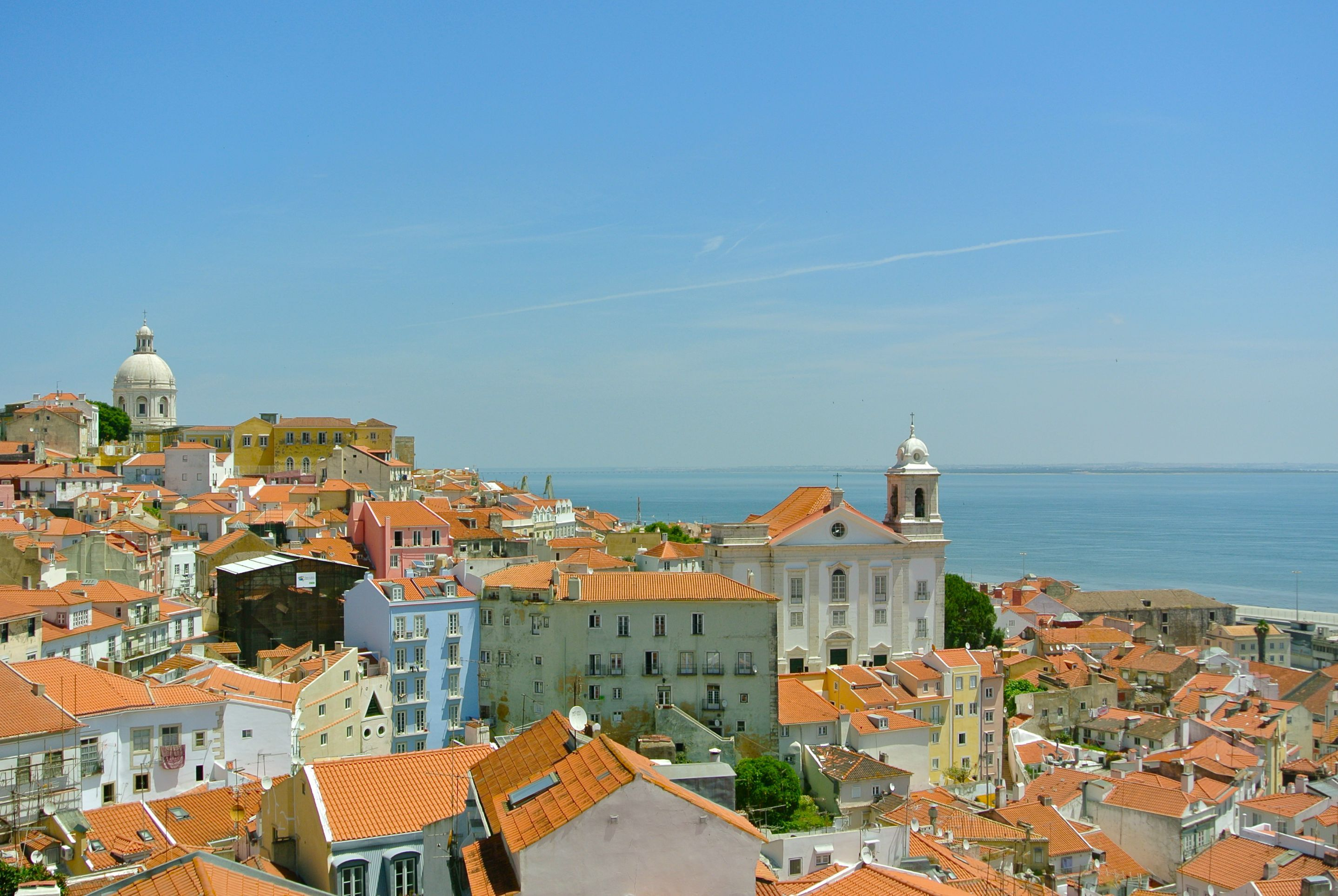 Lisbon Portugal 3835x2867 Cityporn Travel Dream Vacations City
