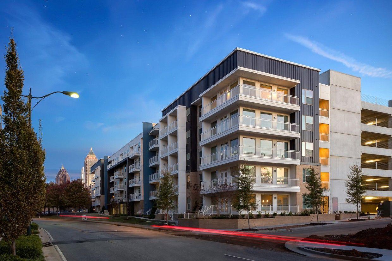 STEELWORKS Apartments Atlanta, GA Exterior design