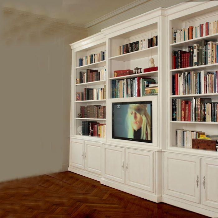 Biblioth ques sur mesure tous nos ouvrages de menuiserie sont r alis s avec p - Creation bibliotheque sur mesure ...