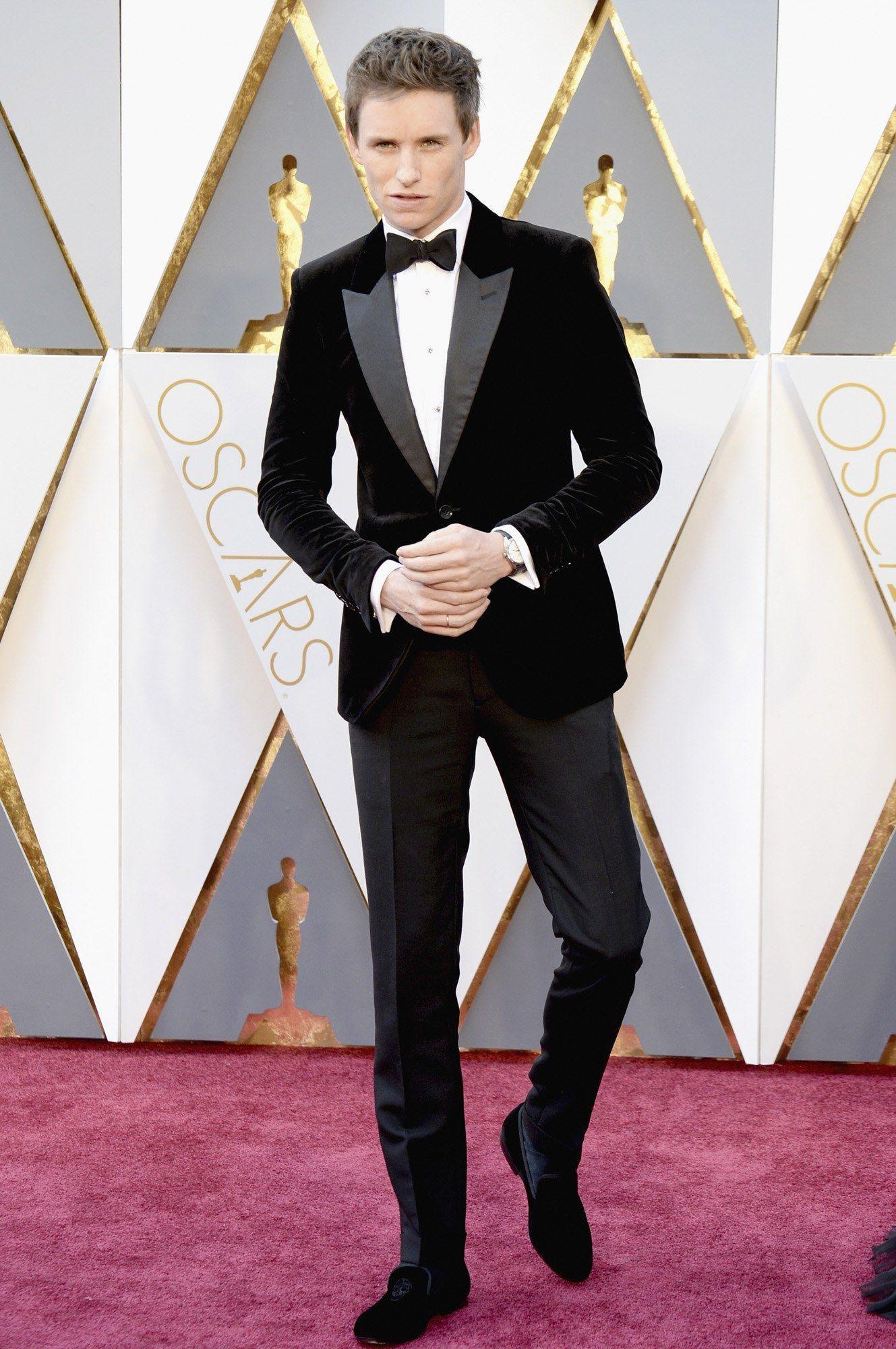 The 10 Best Dressed Men At The Oscars Styletu Oscar