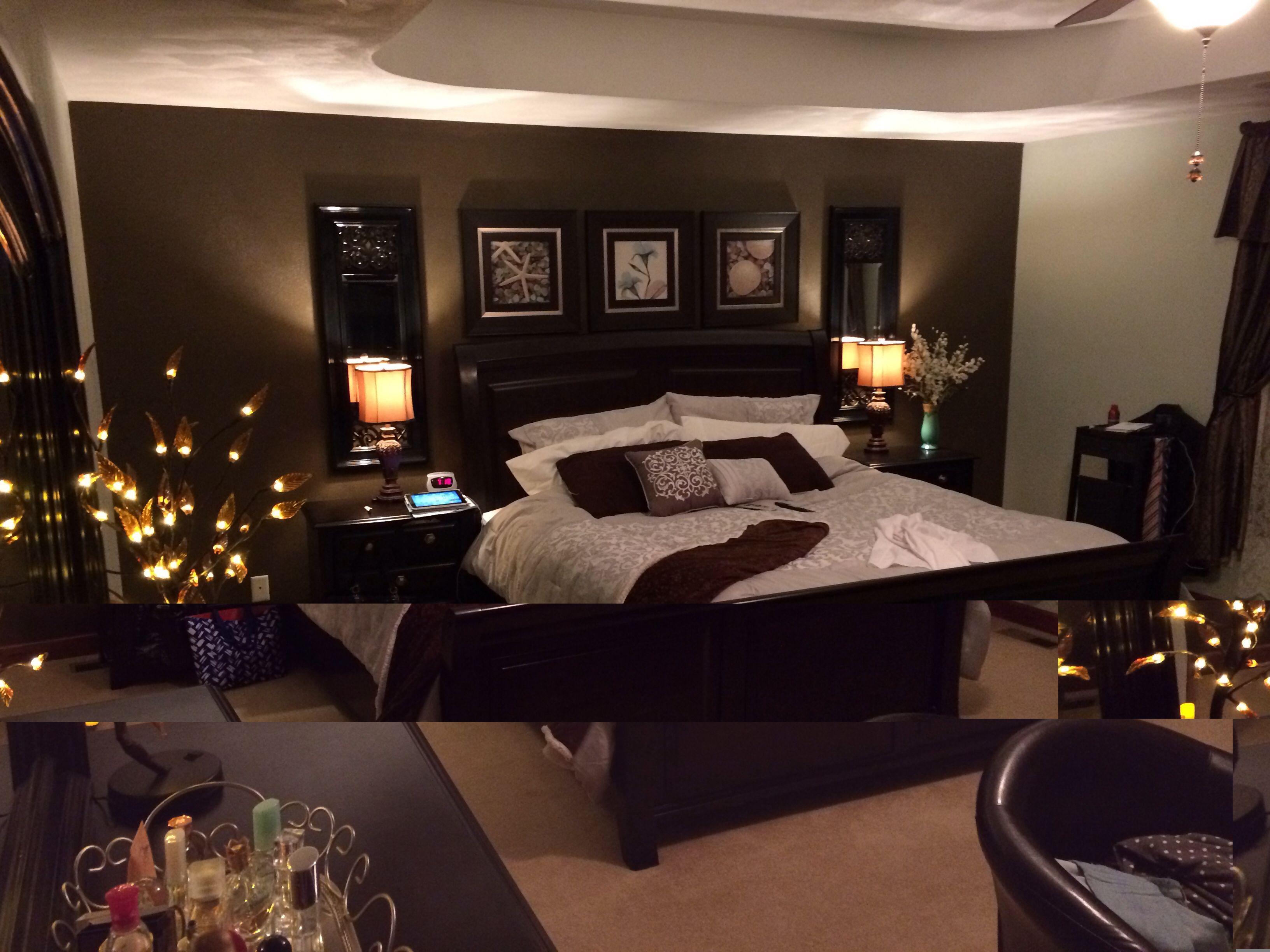 Schlafzimmer Ideen Rosa Schwarz