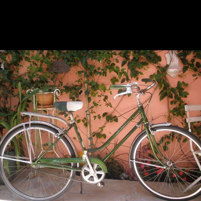 545dd4d98e8 My vintage Schwinn Breeze | My Pics | Upright bike, Bike design, Bicycle