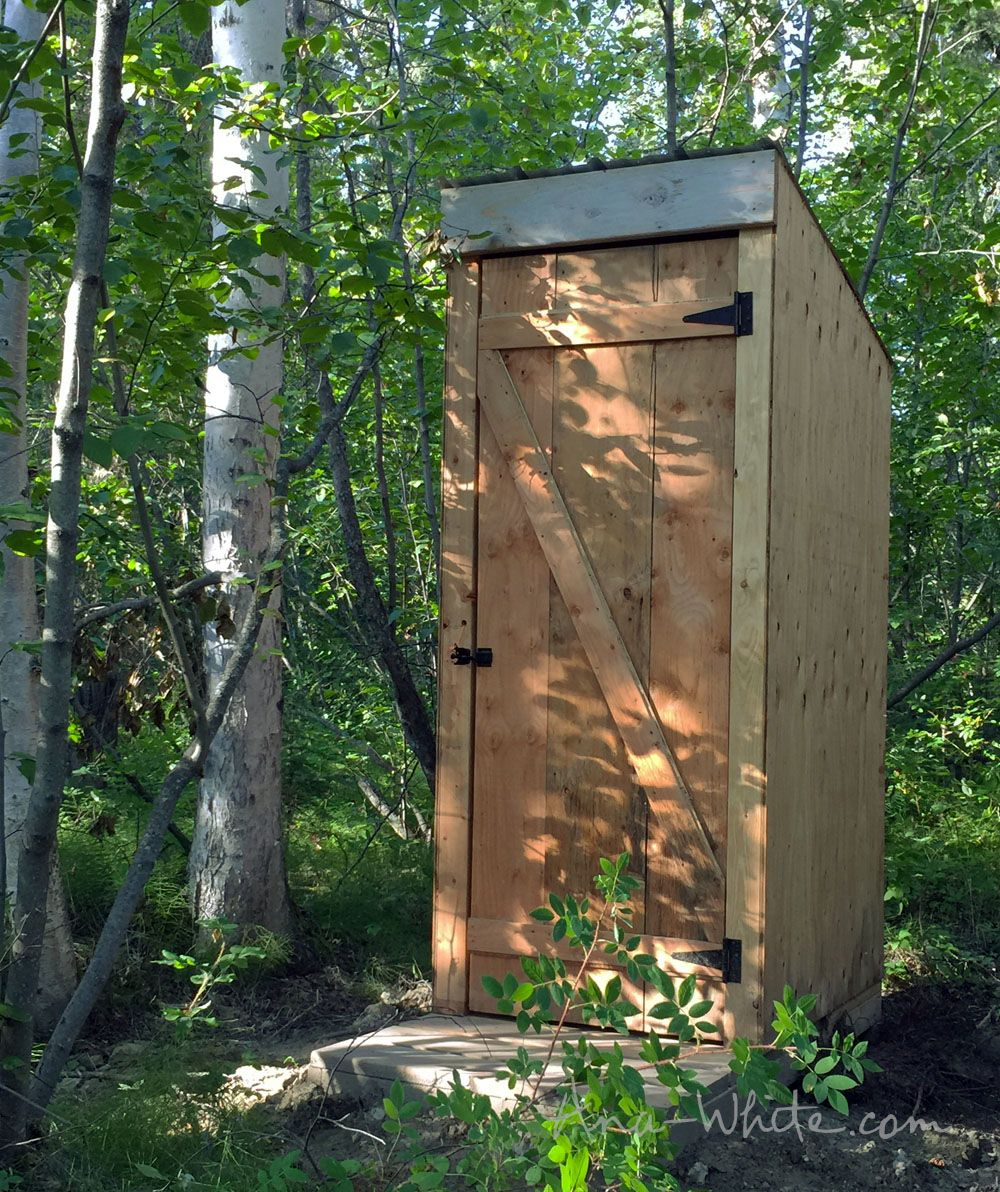 Cool 19 Practical Outhouse Plans For Your Off Grid Homestead Download Free Architecture Designs Itiscsunscenecom
