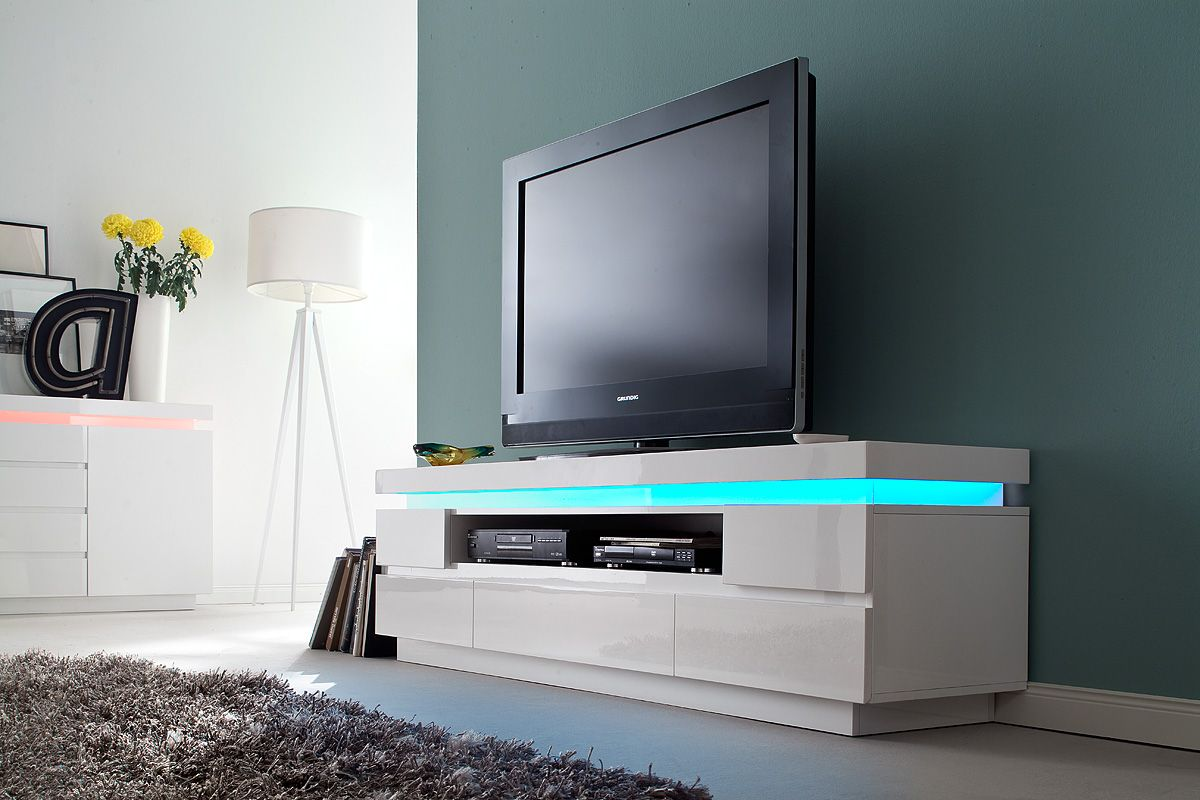 Meuble Hifi Tv Design Tv Stand Ocean Typ 82 Meuble Tv Design En 2019 Meuble Tv Tv