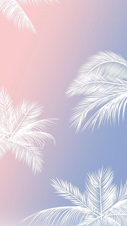 IPhone Wallpaper Serenity Rose Quartz Pantone 2016