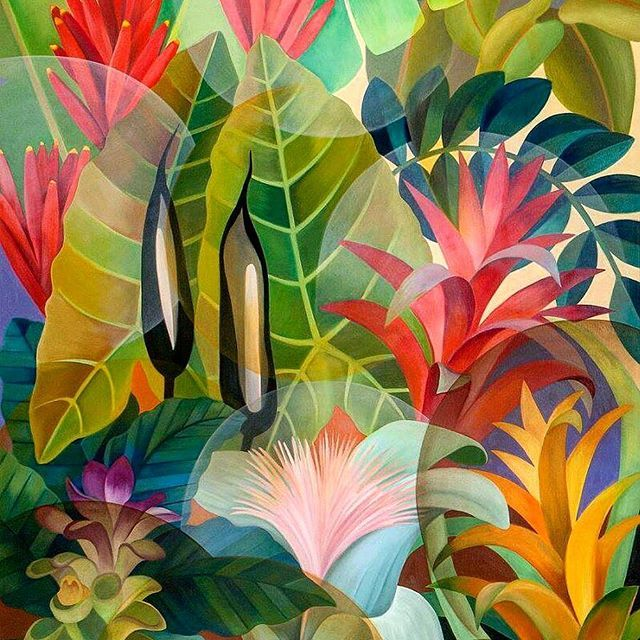 Senaka Senanayake Grew Up In Sri Lanka Learning To Paint The