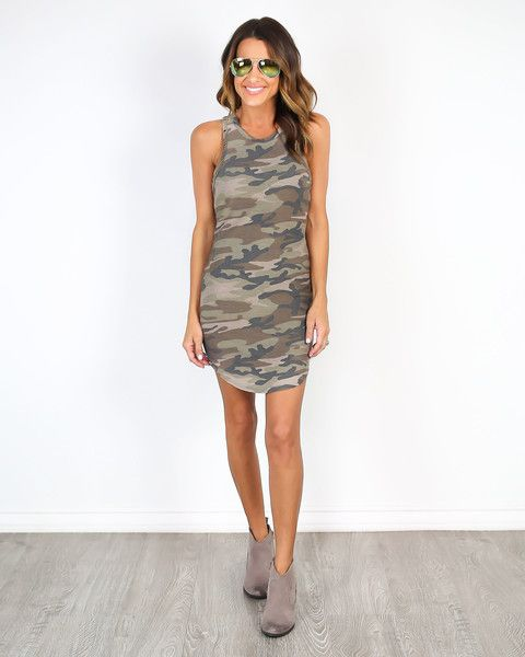 57e8e559e9b4e Camo Dress | My Style in 2019 | Camo dress, Dresses, Camo outfits