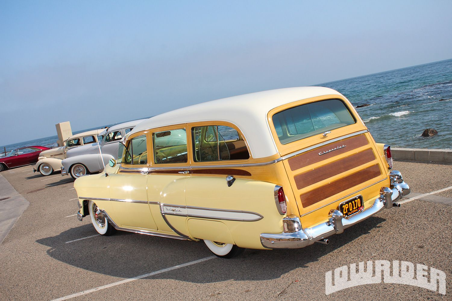 1954 Chevrolet Wagon Woody Wagon Station Wagon Cars Classic Cars Trucks