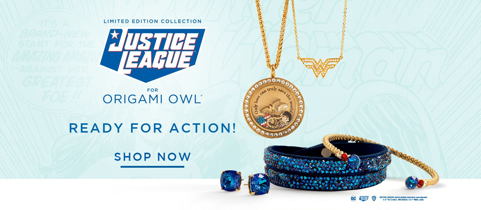 Photo of Justice League with Origami Owl Jewelry is Here! • San Diego Origami Owl Lockets