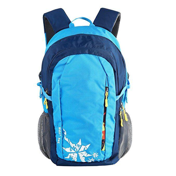 Unisex Backpack Waterproof USB Rucksack Travel Outdoor Sports School Laptop Bag