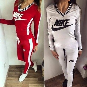 Trending Looks Sporty Outfits Nike Outfits Sport Outfits