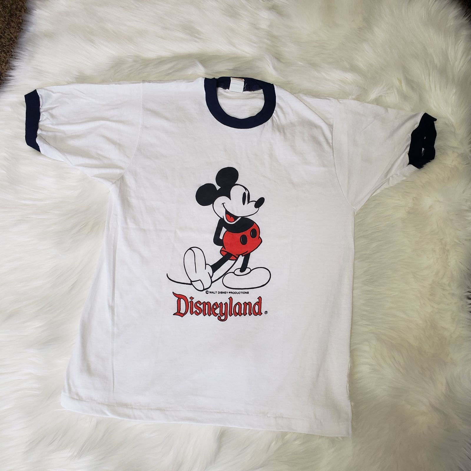 Vintage 1970 S Tropix Togs Disney Ringer Tee It Is New Without Tags 1970s Kids Clothes Disney Tee Shirts Disney Tees