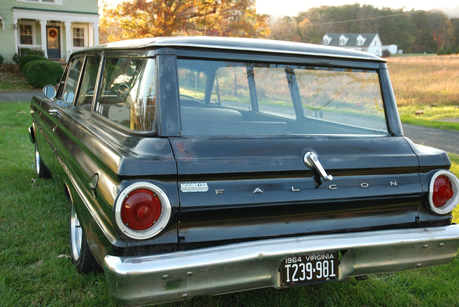 Ford Falcon 2 Door Wagon Very Rare Ebay With Images Ford