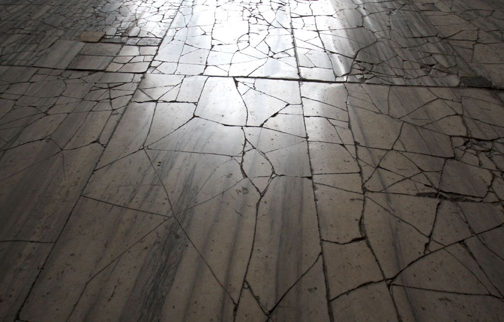 Worn Marble Floors Of The Hagia Sophia Photo By Morgan Thomas Flooring Marble Floor Hardwood Floors