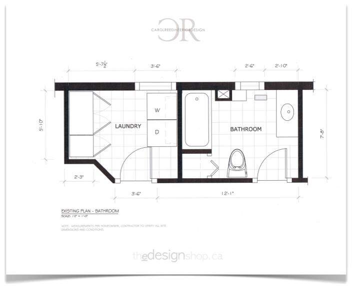 Long Narrow Bathroom Floor Plans Long Narrow Bathroom Floor Plans Laundry Pinterest