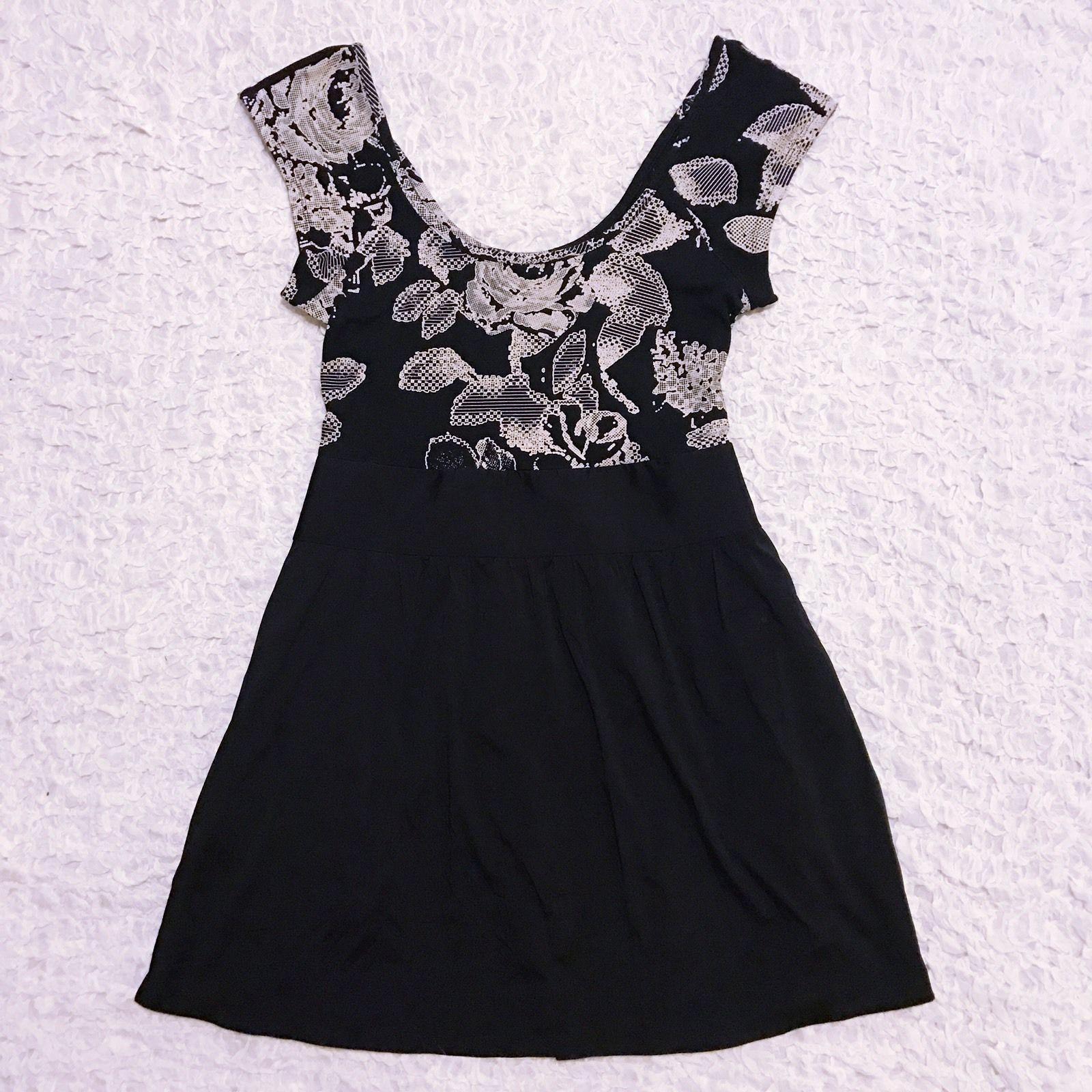 Cool great express dress womenus black cap sleeve my