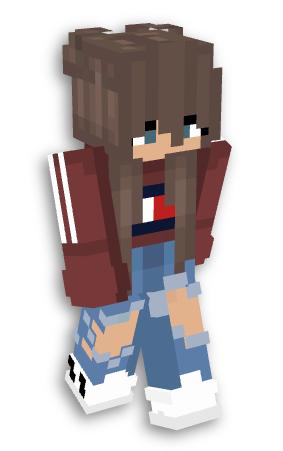 Pin By Megan On Skins Minecraft Skins Aesthetic Minecraft Girl Skins Minecraft Skins