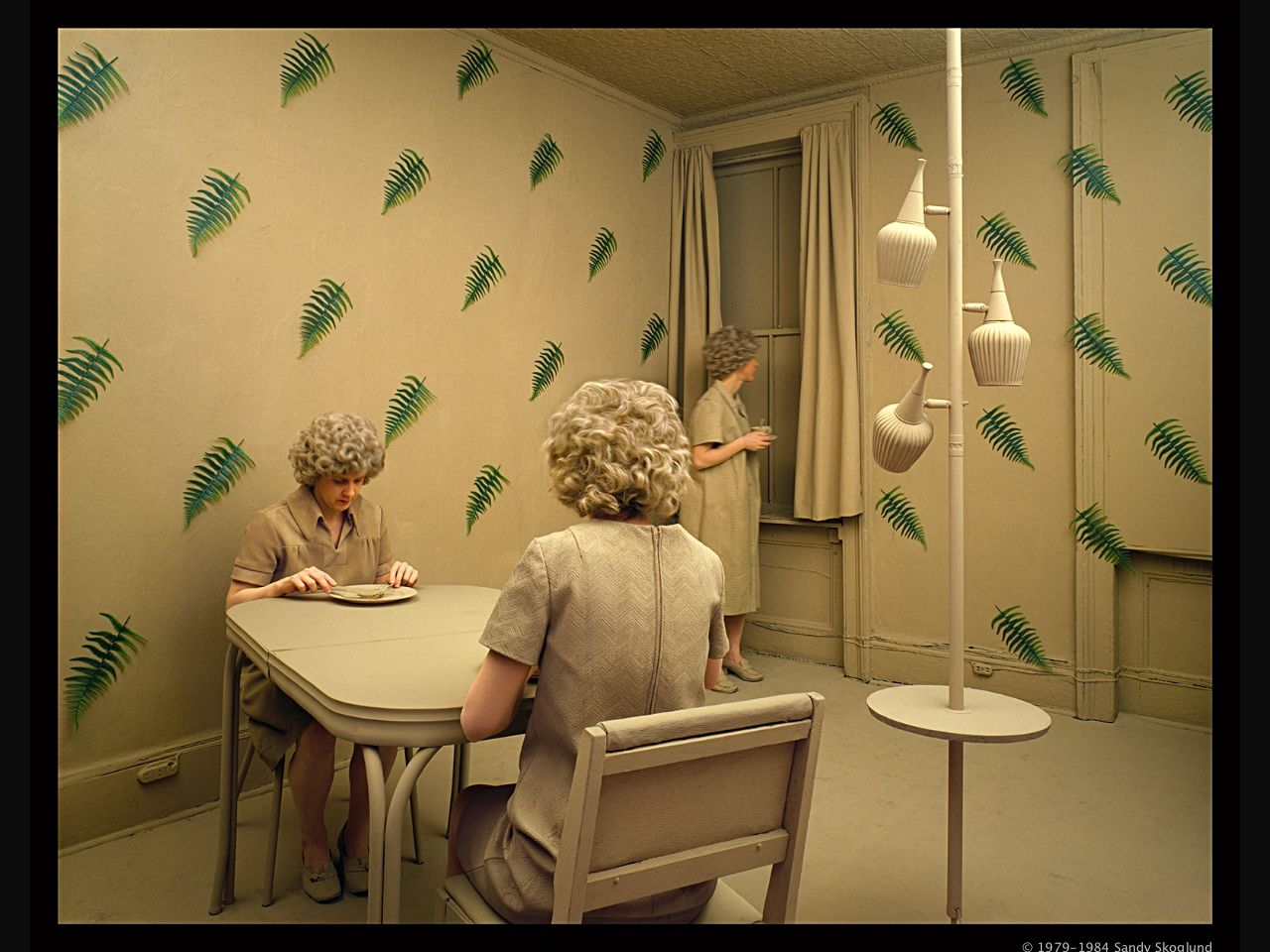 Related image Sandy skoglund, History of photography, Sandy