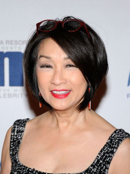 Connie Chung In 11Th Annual Michael Jordan Celebrity -6622