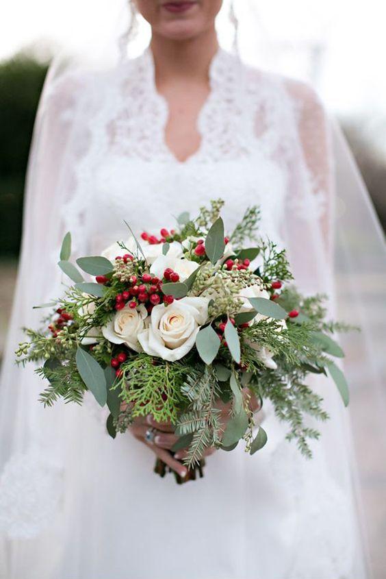 Bouquet Natalizio Matrimonio : Risultati immagini per matrimonio natalizio idee matrimonio