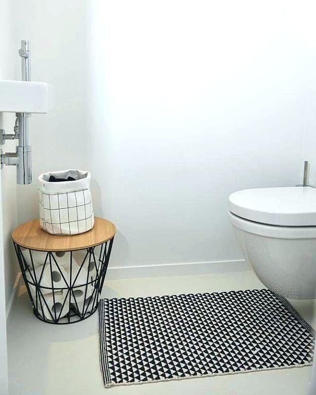 La Bonne Deco Pour Un Petit Salon 15 Idees A Piquer Decoration Toilettes Idee Deco Toilettes Deco Toilettes