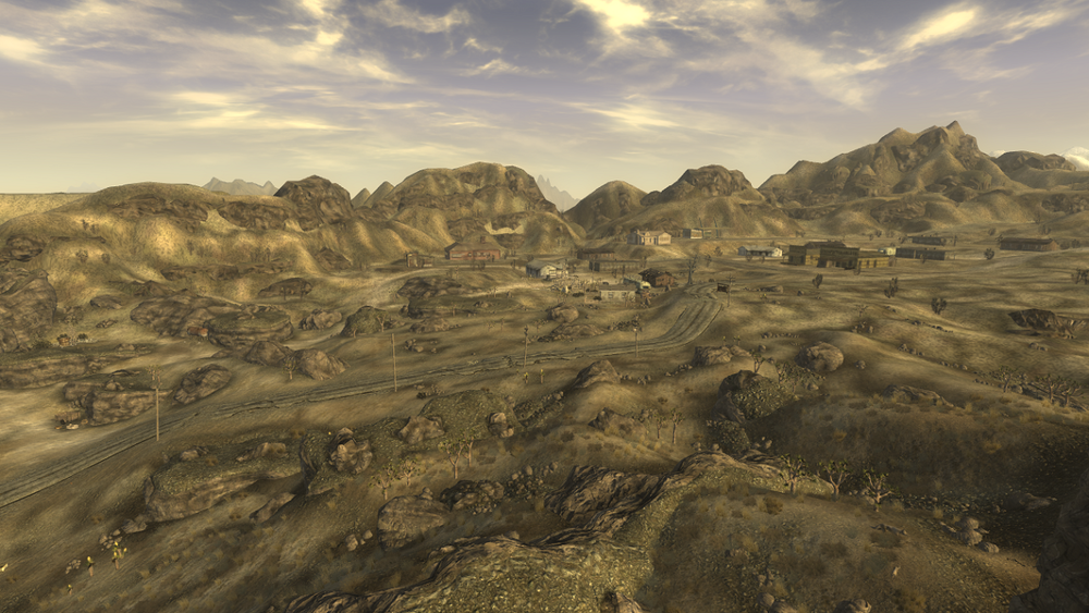 This is a cool read nattering on about the storytelling in Fallout New Vegas