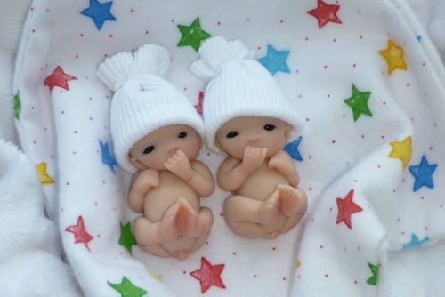 Polymer Clay BABIES