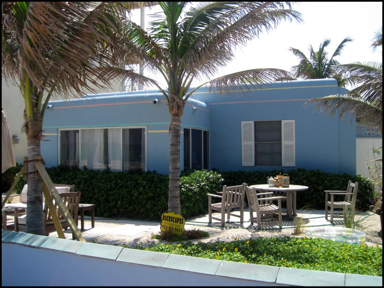 Cute Small Deco House In Hollywood Fl