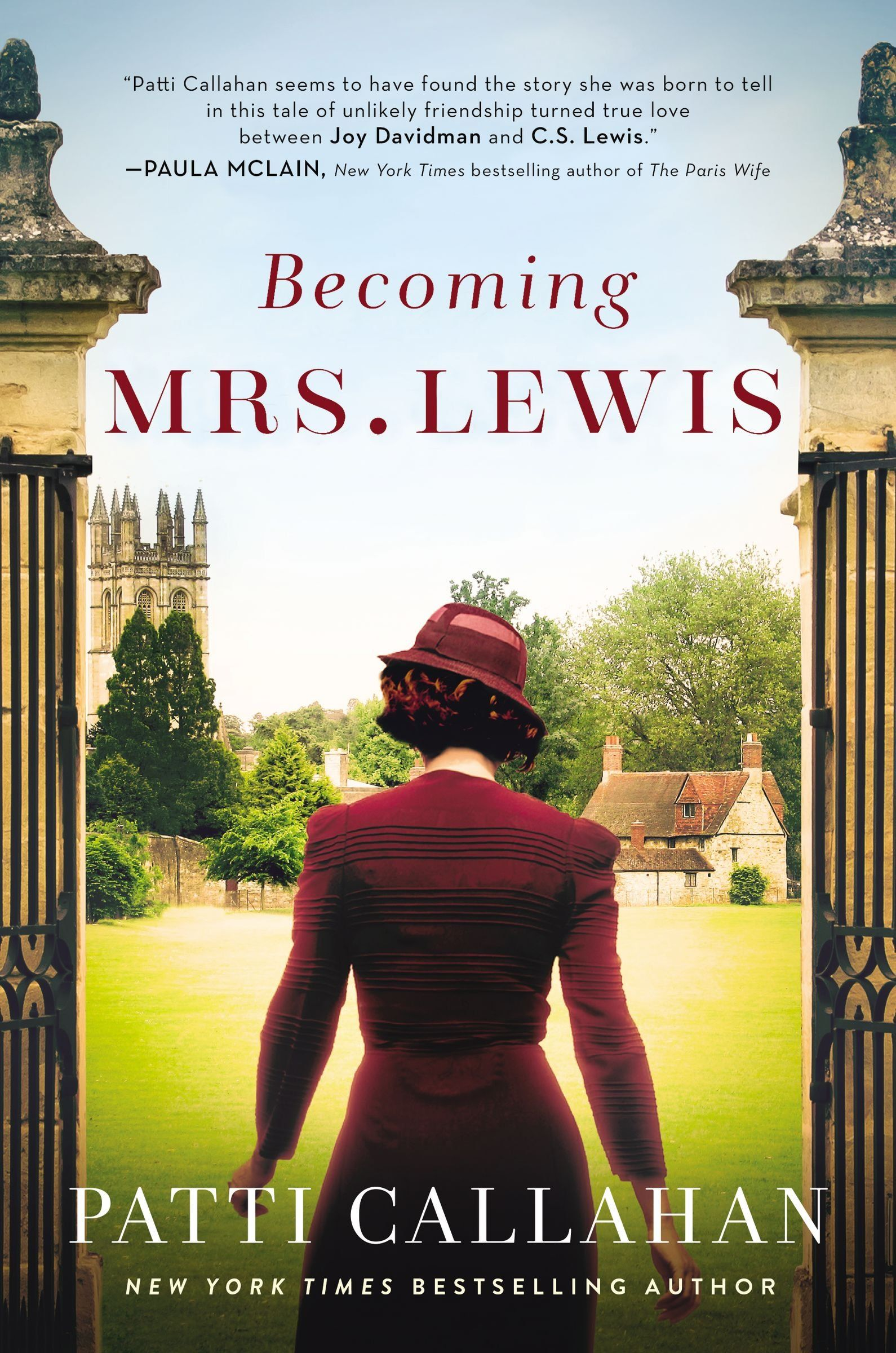 The story of a beautiful, improbable friendship evolving into love.  #cslewis #lovestory #romance #faith