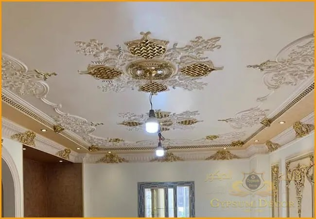 اسقف جبس Ceiling Decor Modern Decor Ceiling Lights