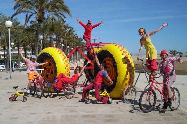 Conjunto De Bicicletas Y Triciclos Especiales Triciclo Bicicletas