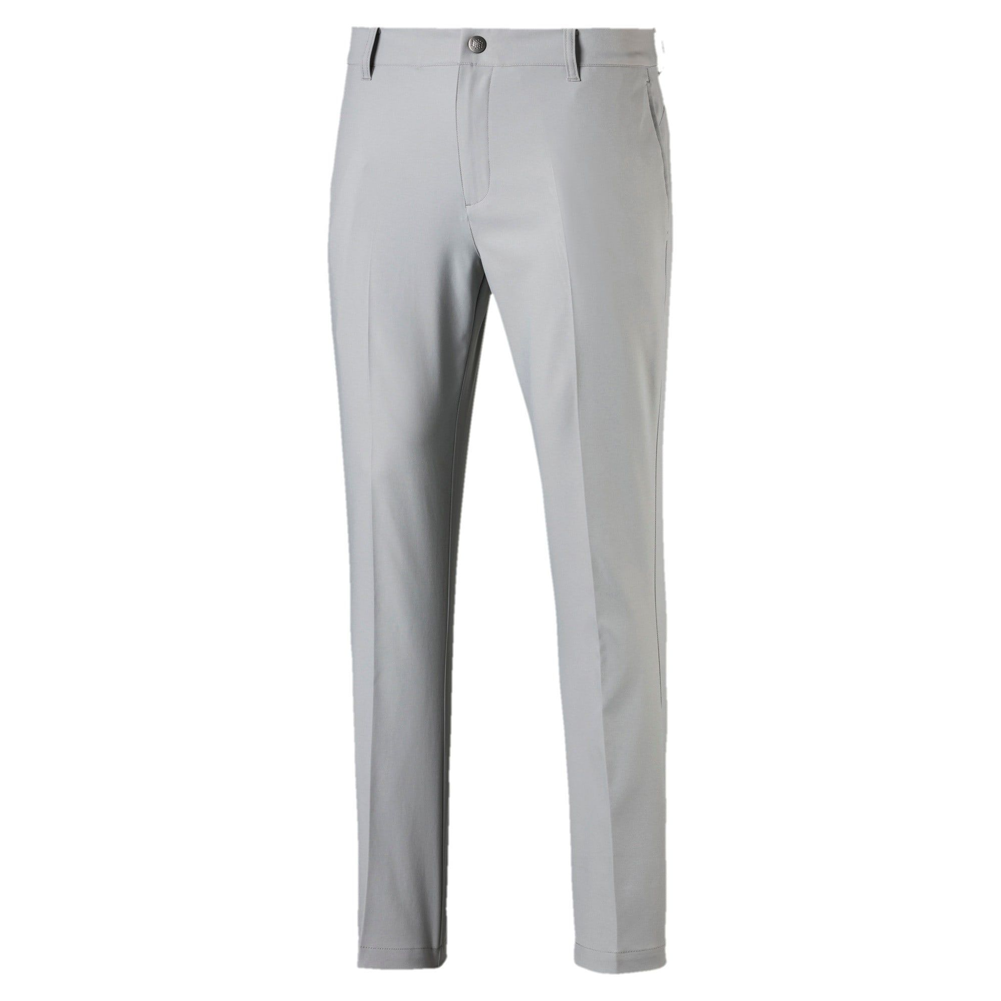 Tailored Jackpot Woven Men S Golf Pants Quarry Puma Spec Tailored Jackpot Woven Men S Golf Pants Quarry P In 2020 Golf Pants Fashion Clothes Women Men Logo