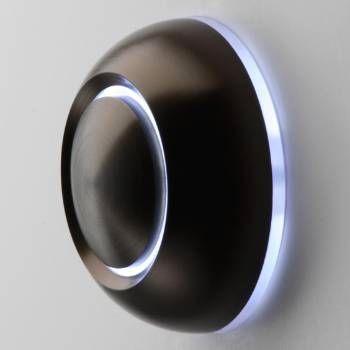 True Illuminated Doorbell On By Spore At Lumens
